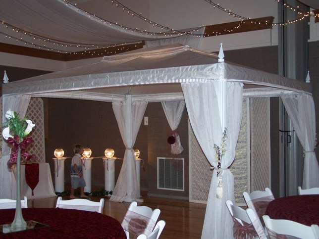 Cinderellareceptionscom Offers LDS Weddings and LDS Reception Decorations